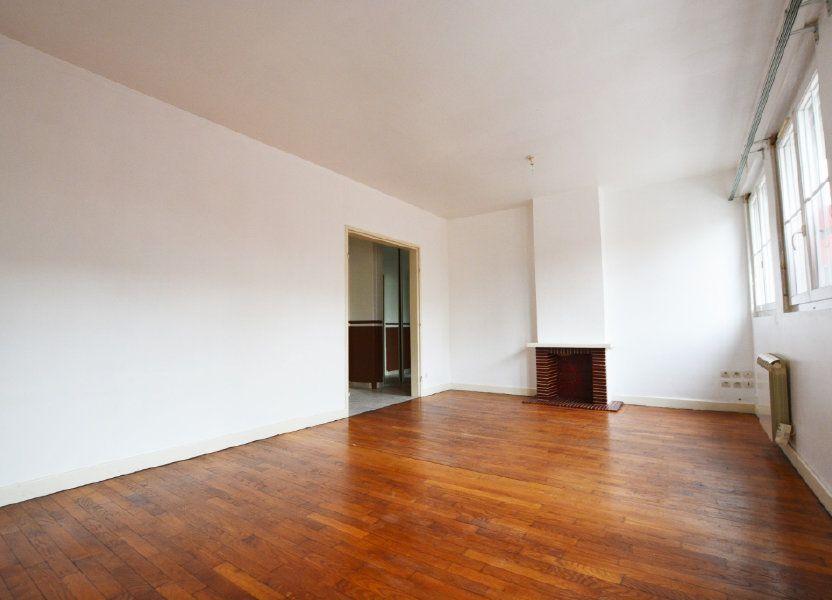 Appartement à louer 53.26m2 à Abbeville