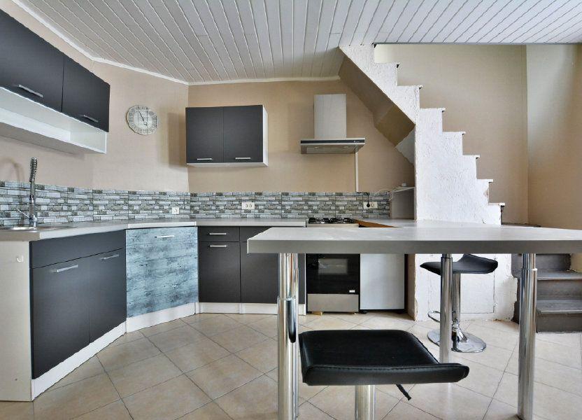 Maison à vendre 78.7m2 à Auxi-le-Château