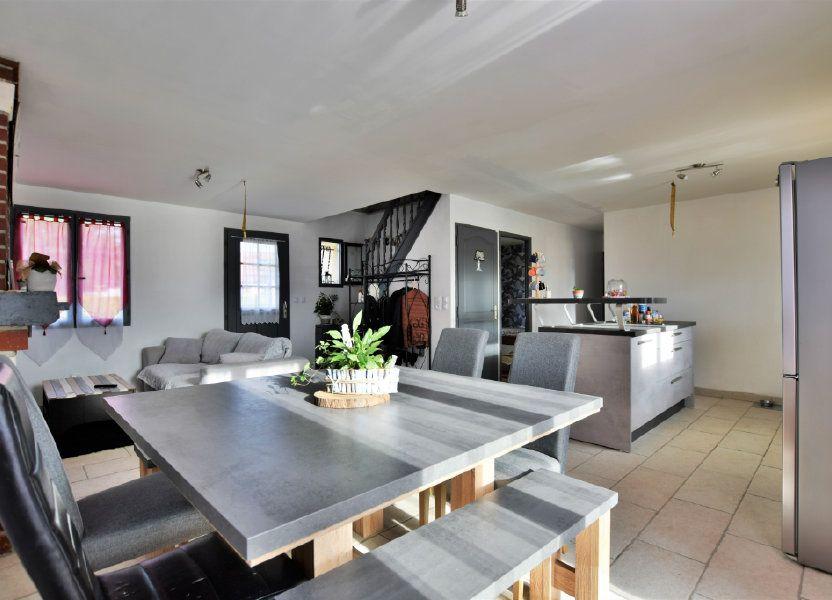 Maison à vendre 112m2 à Tours-en-Vimeu