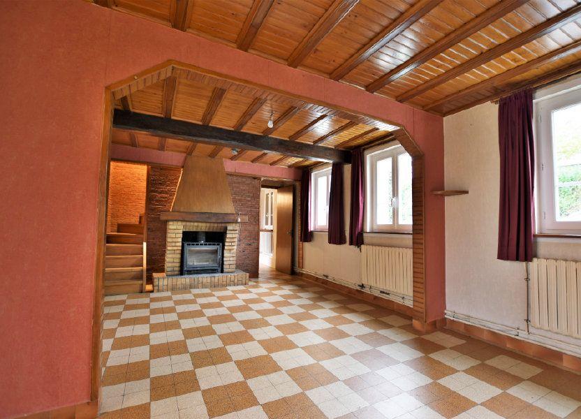 Maison à vendre 87.35m2 à Bernay-en-Ponthieu