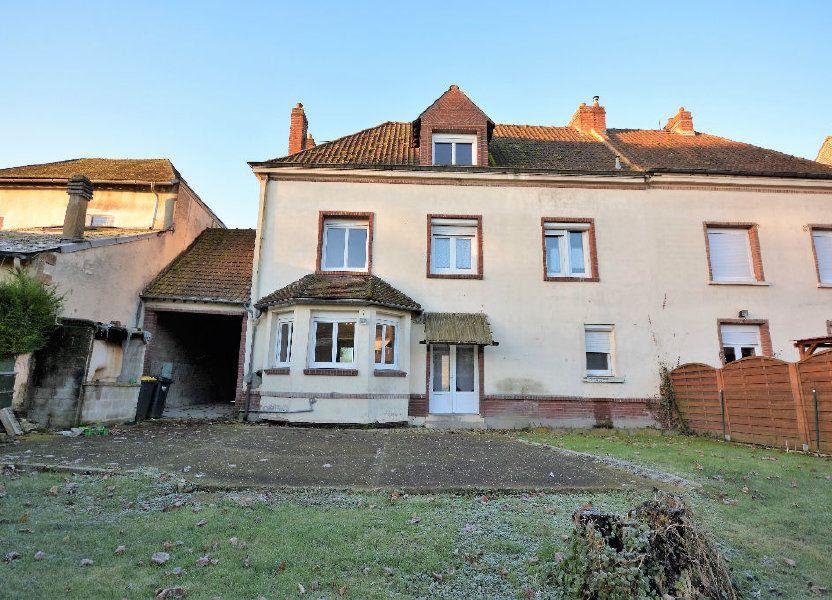 Maison à louer 127.49m2 à Longpré-les-Corps-Saints