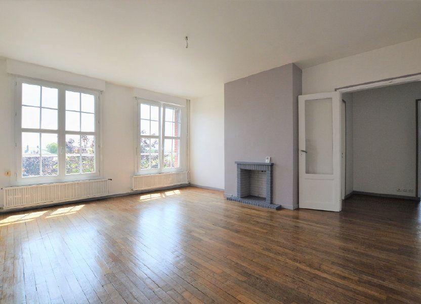 Appartement à louer 86.09m2 à Abbeville