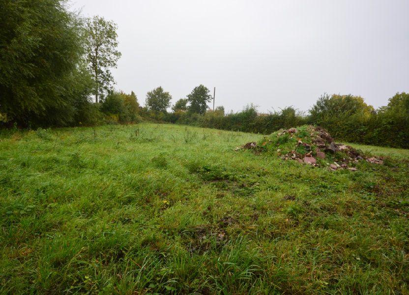 Terrain à vendre 1536m2 à Favières
