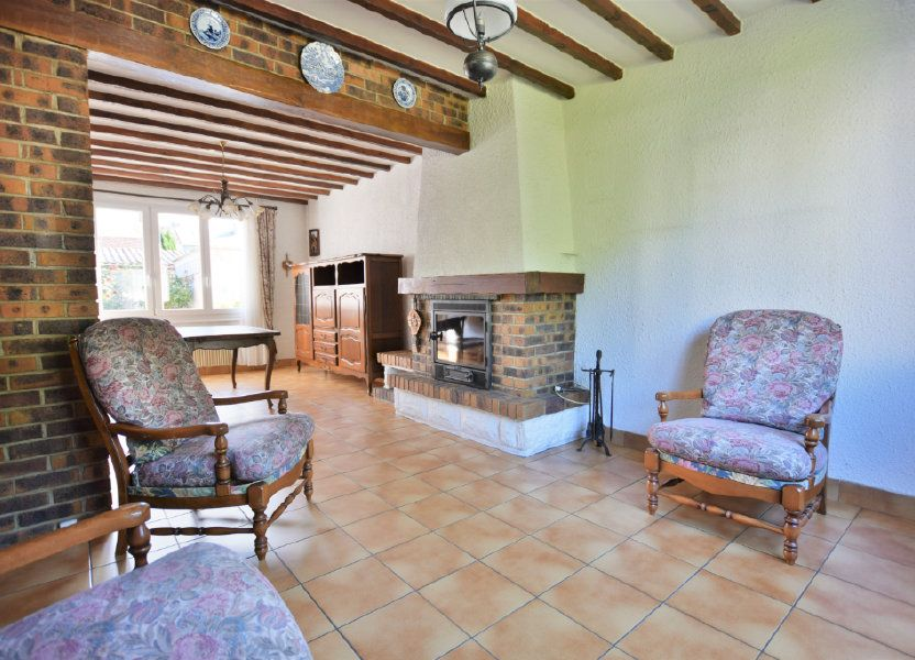 Maison à vendre 92.75m2 à Woincourt