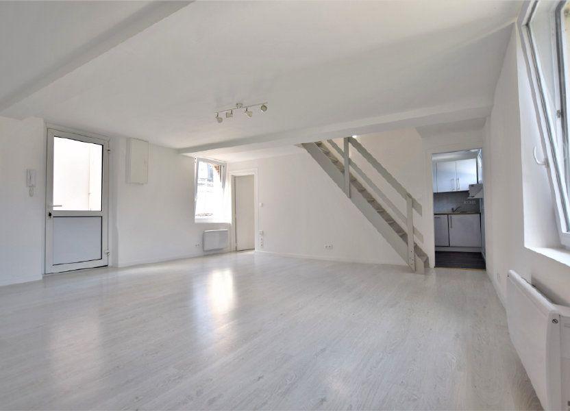 Appartement à vendre 71m2 à Abbeville