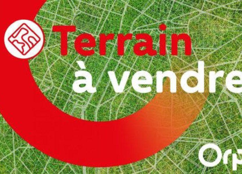 Terrain à vendre 1490m2 à Regnière-Écluse