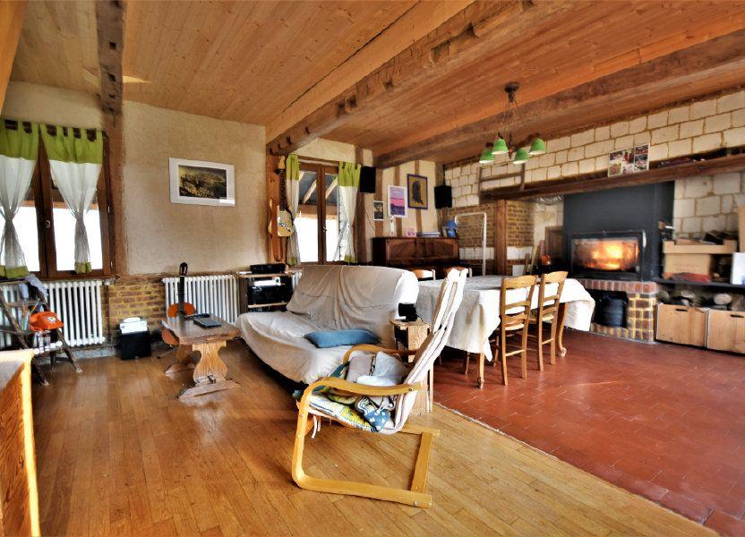 Maison à vendre 189.75m2 à Maison-Ponthieu