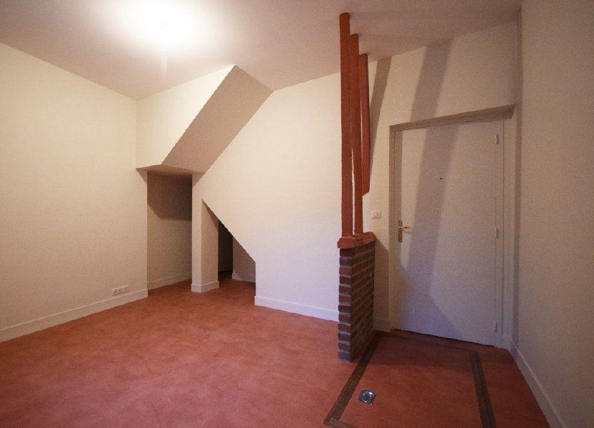 Appartement à louer 43.42m2 à Eu