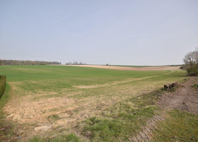 Terrain à vendre 1800m2 à Épagne-Épagnette