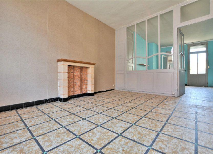 Maison à vendre 85.33m2 à Auxi-le-Château