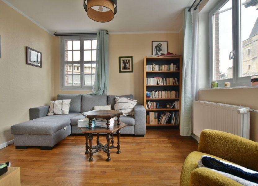 Appartement à louer 64.31m2 à Abbeville