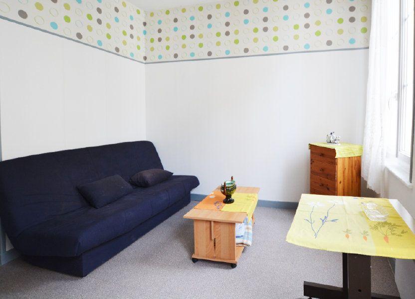 Appartement à louer 19.84m2 à Le Crotoy
