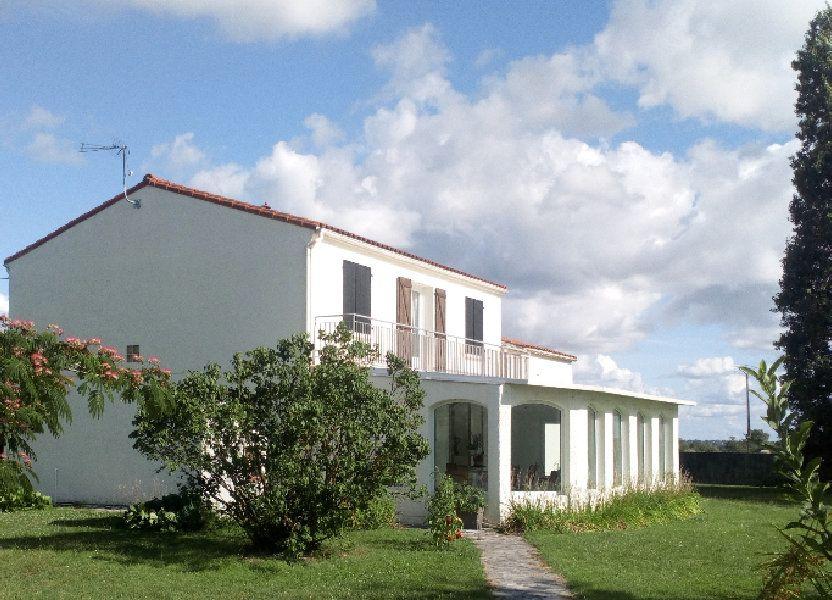 Maison à vendre 205m2 à Cabariot