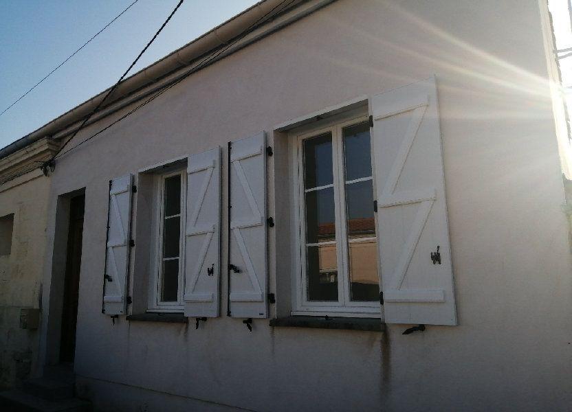 Maison à louer 70.7m2 à Rochefort