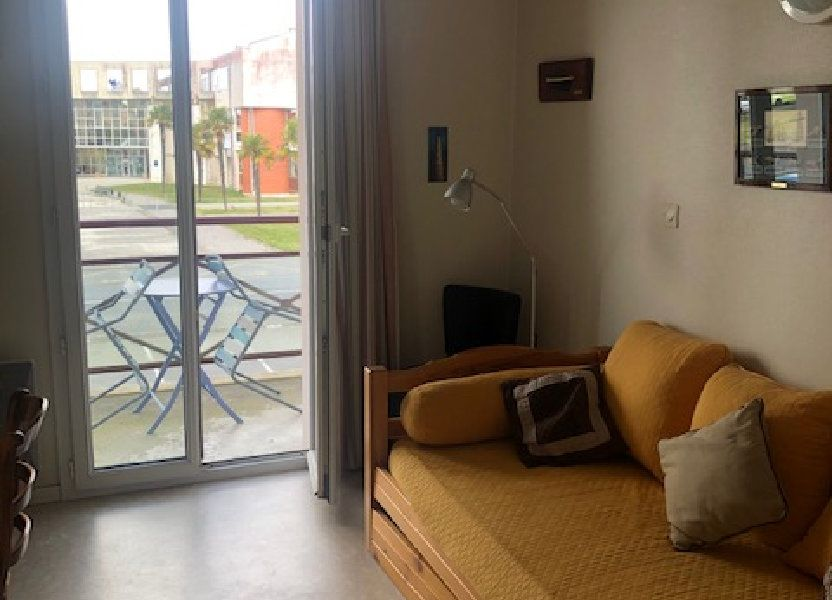 Appartement à vendre 18.32m2 à Rochefort