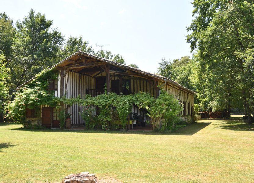 Maison à vendre 175m2 à Captieux