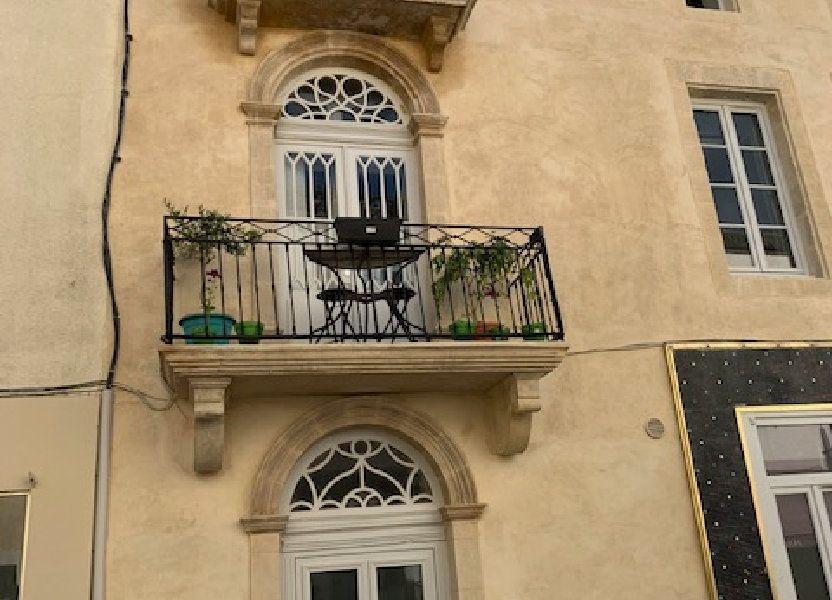 Appartement à louer 55m2 à Villandraut