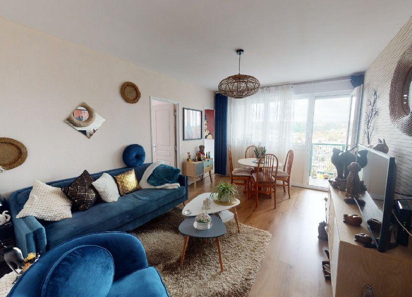 Appartement à vendre 55m2 à Bar-le-Duc