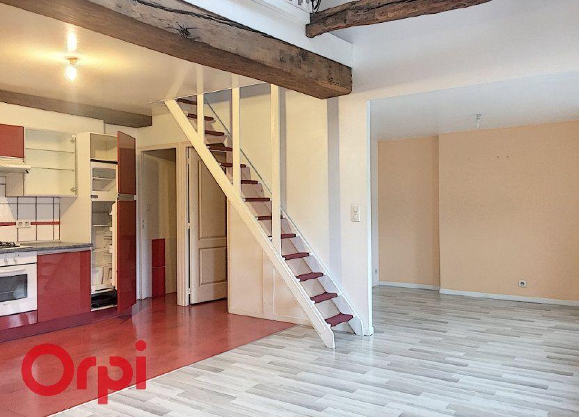 Appartement à louer 63m2 à Bar-le-Duc