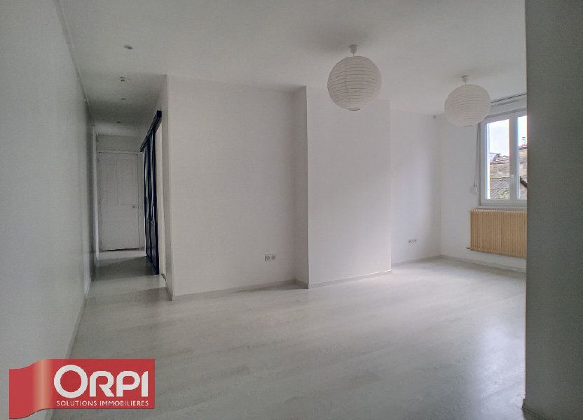Appartement à louer 62m2 à Bar-le-Duc