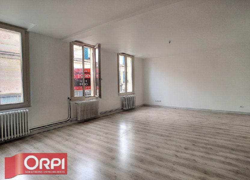 Appartement à louer 82m2 à Bar-le-Duc