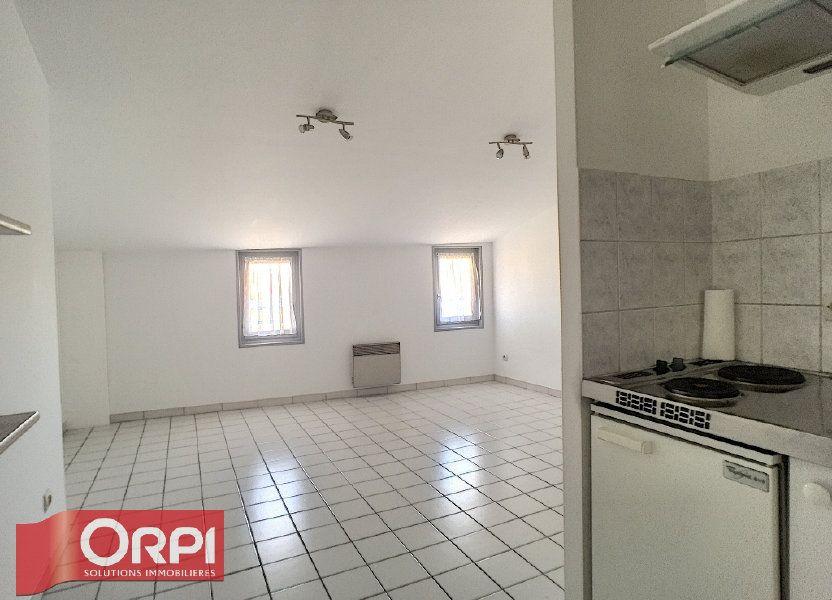 Appartement à louer 31.1m2 à Bar-le-Duc