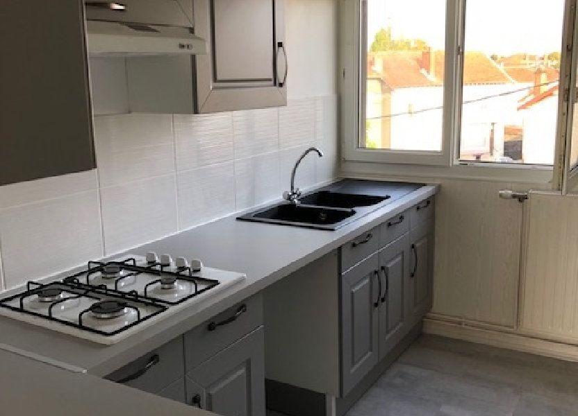 Appartement à louer 57.41m2 à Revigny-sur-Ornain