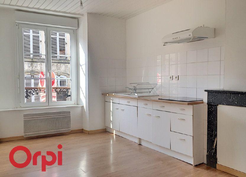 Appartement à louer 43m2 à Bar-le-Duc
