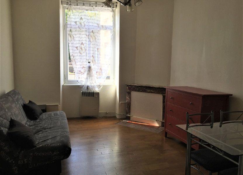 Appartement à louer 30m2 à Bar-le-Duc