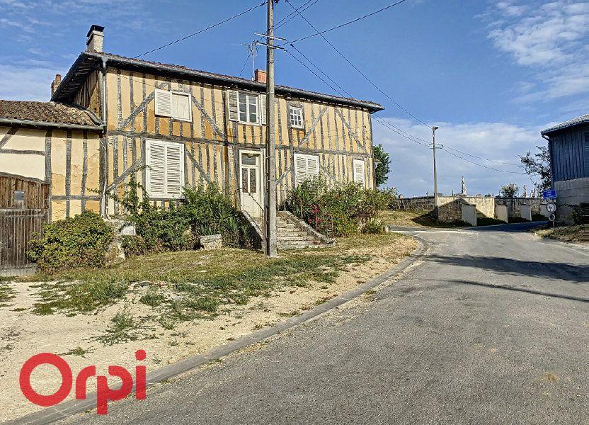Maison à vendre 130m2 à Laheycourt