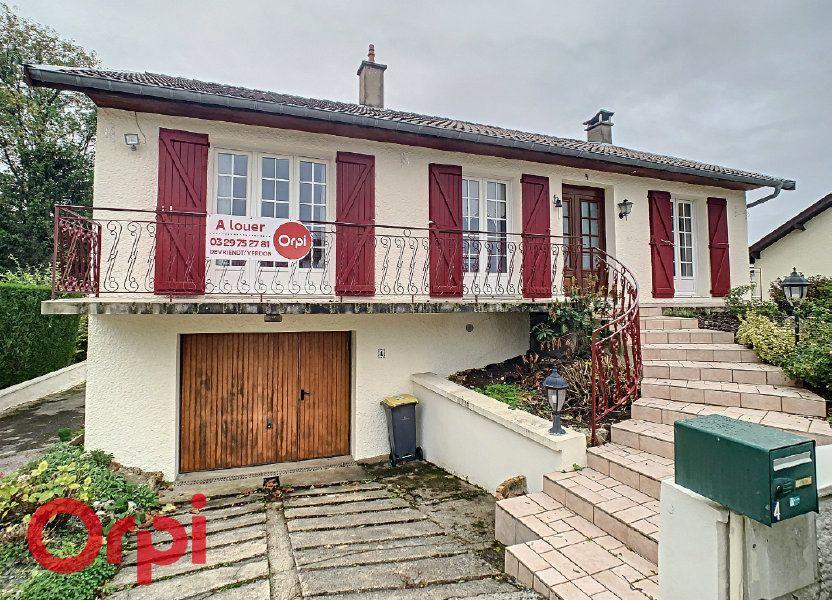 Maison à louer 108m2 à Behonne