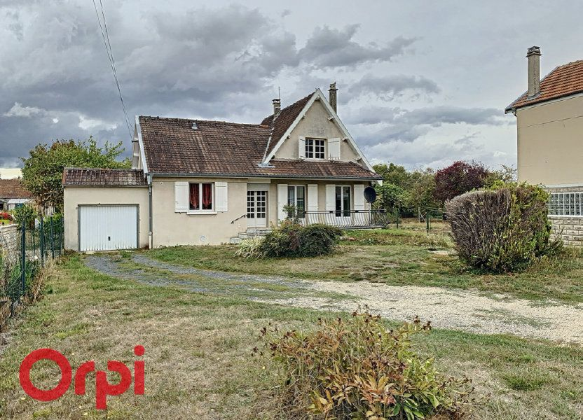 Maison à vendre 100m2 à Revigny-sur-Ornain