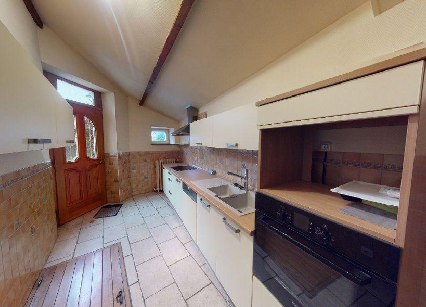 Maison à vendre 128m2 à Ménil-sur-Saulx