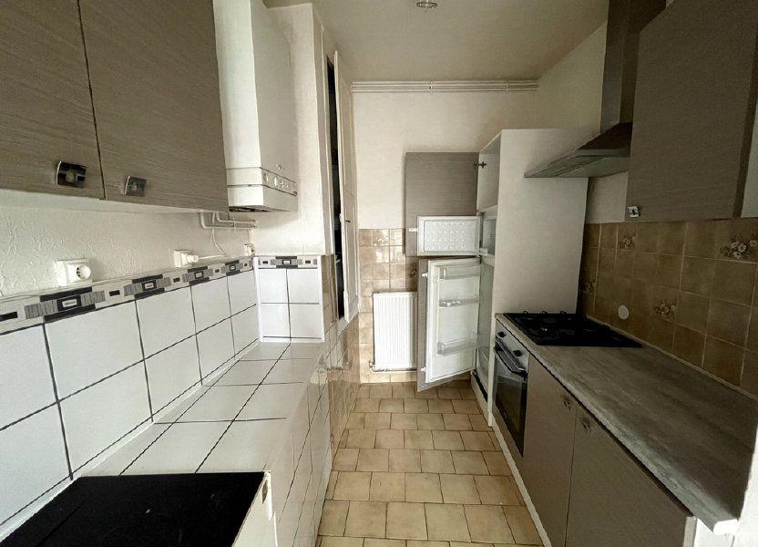Appartement à louer 42m2 à Bar-le-Duc