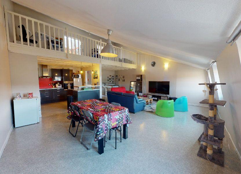 Appartement à vendre 105m2 à Bar-le-Duc