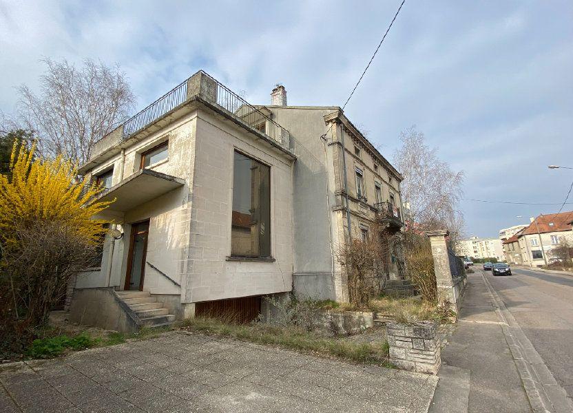 Maison à vendre 298m2 à Saint-Dizier