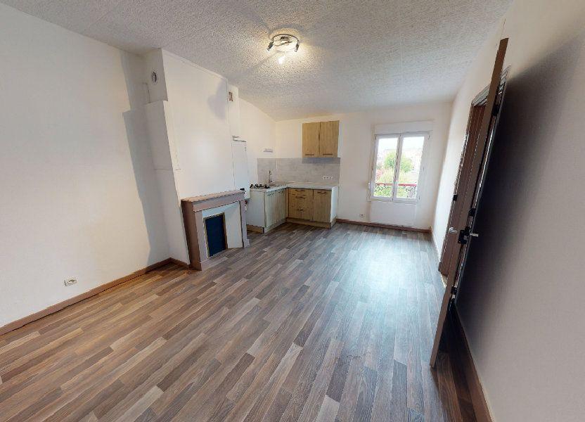 Appartement à louer 37m2 à Bar-le-Duc