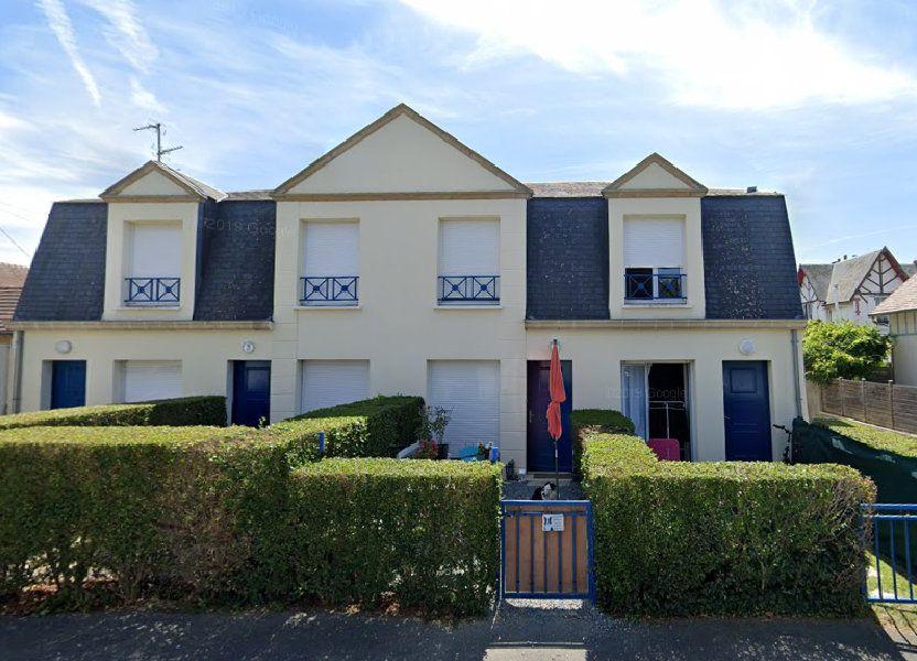 Appartement à louer 35.35m2 à Ouistreham
