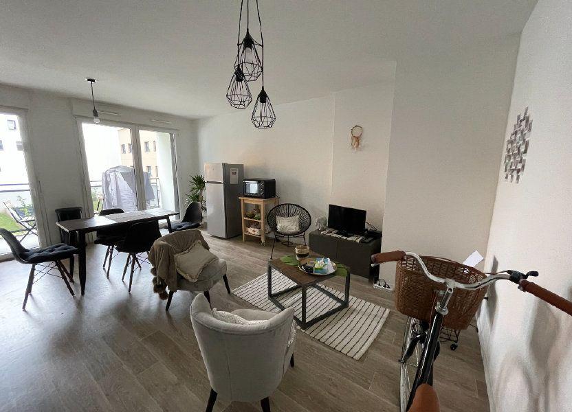 Appartement à louer 58.07m2 à Hérouville-Saint-Clair