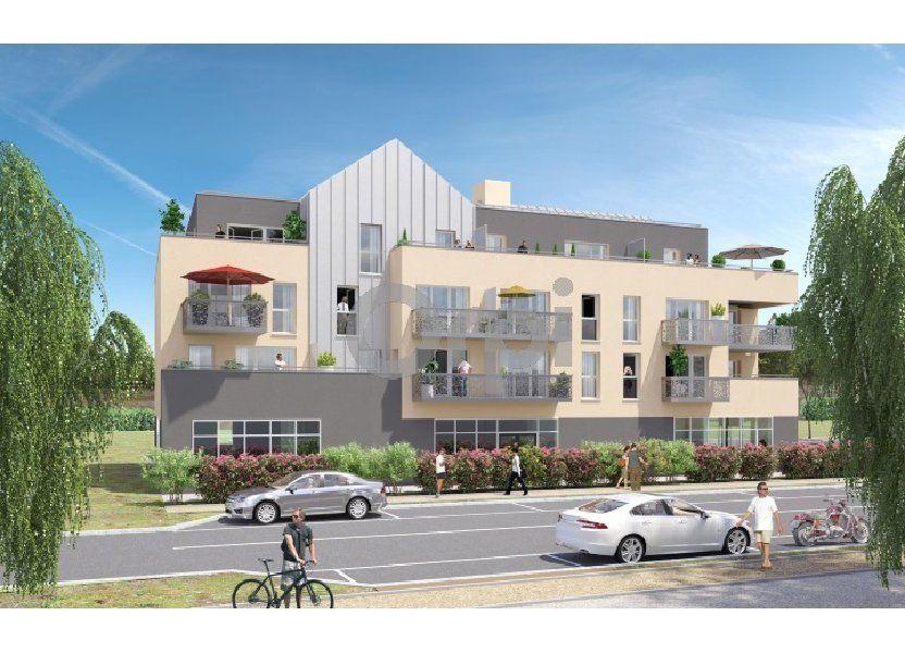 Appartement à vendre 60.89m2 à Carpiquet