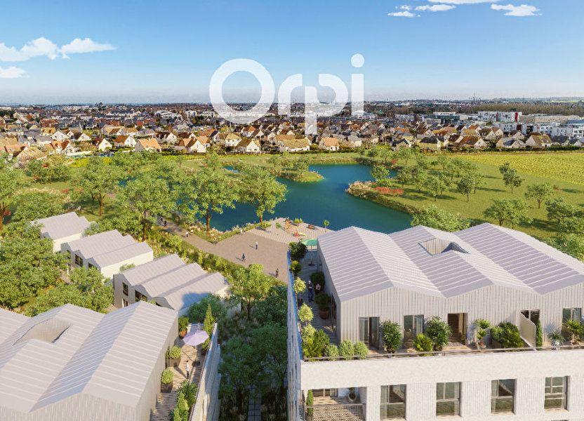 Appartement à vendre 39.8m2 à Fleury-sur-Orne