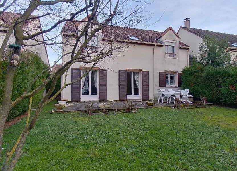 Maison à vendre 110m2 à Montmagny