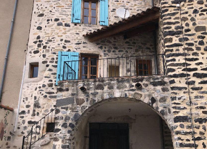 Maison à louer 75m2 à Saint-Pons