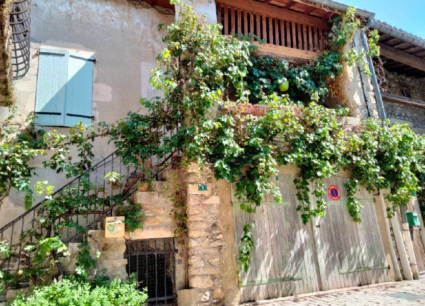Maison à vendre 115m2 à Meysse