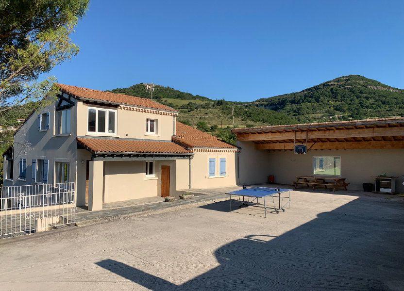 Maison à vendre 315m2 à Aubignas