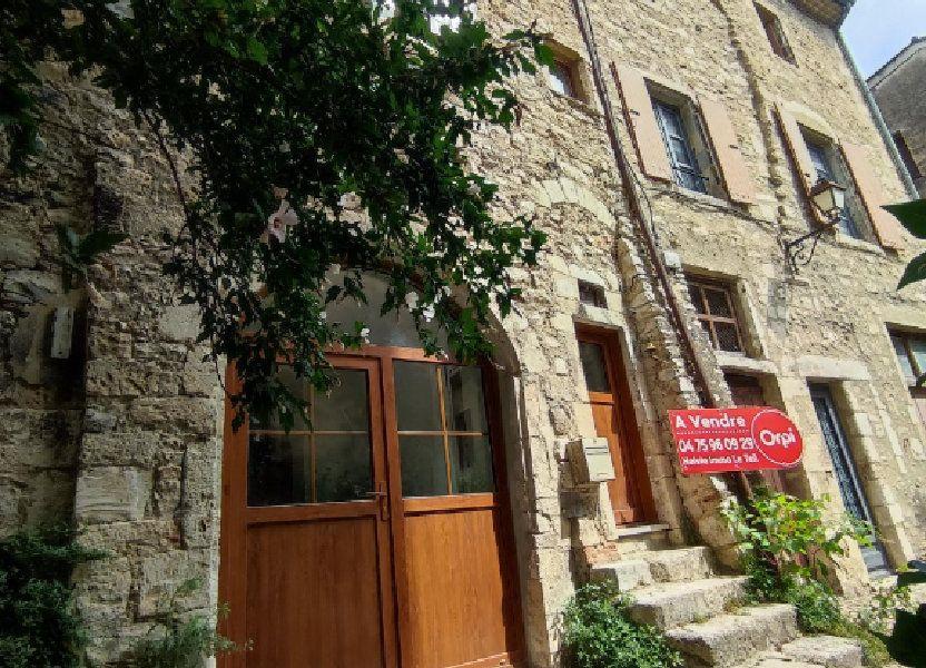 Maison à vendre 80m2 à Viviers