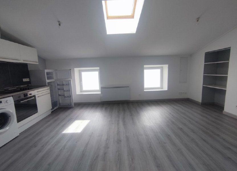 Appartement à louer 38.69m2 à Le Teil