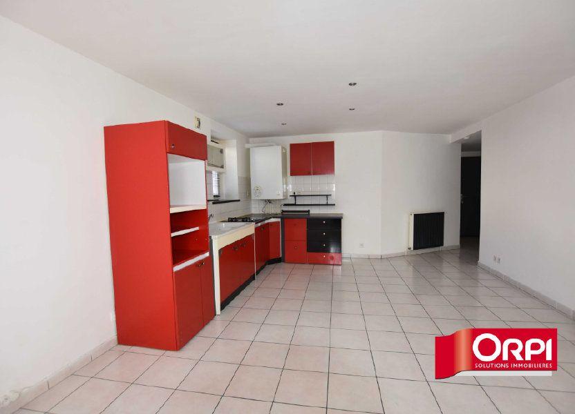 Appartement à louer 43m2 à Saint-Symphorien-sur-Coise