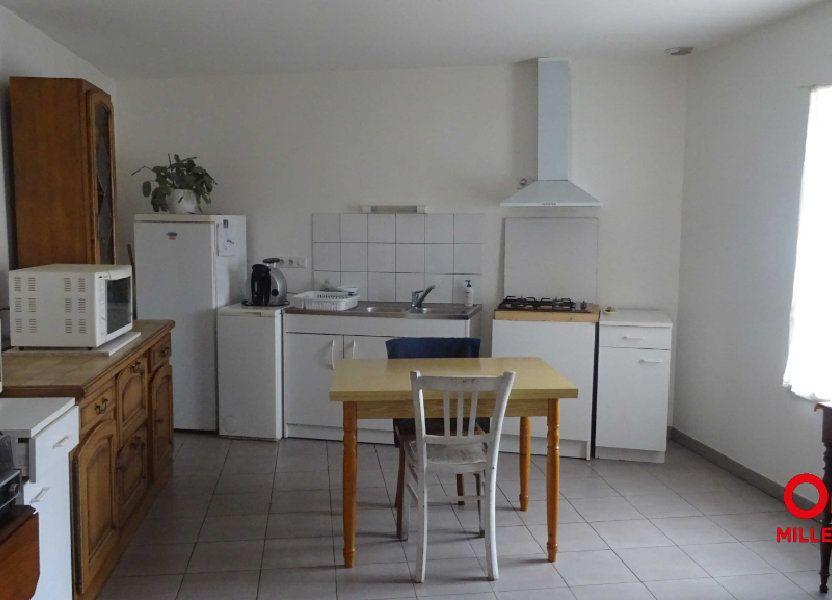 Appartement à louer 44.24m2 à Larajasse