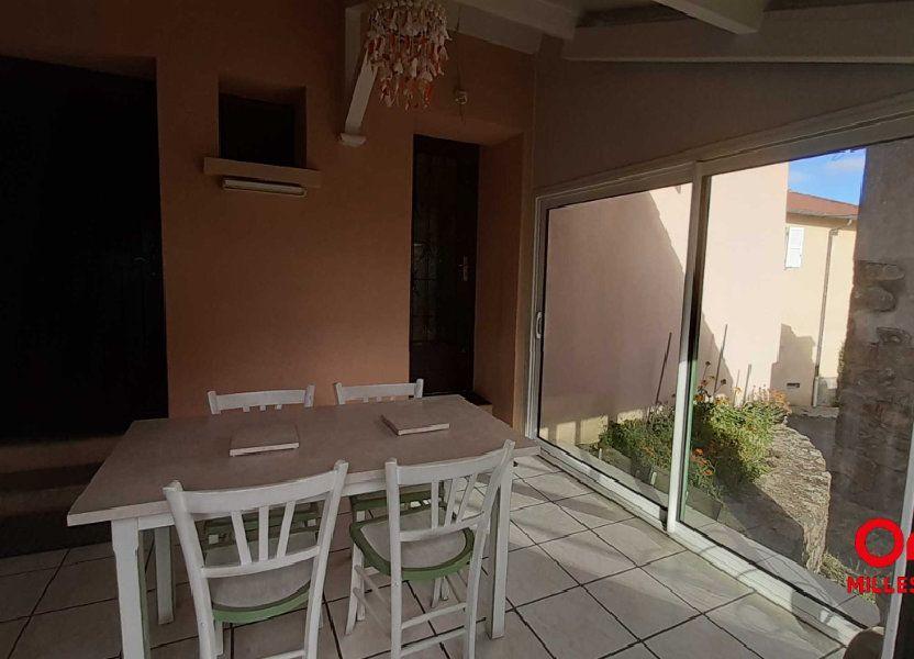 Maison à louer 70m2 à Saint-Genis-l'Argentière